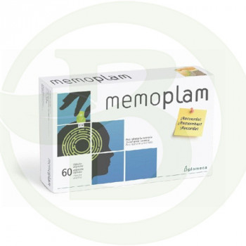 Memoplam 60 Cápsulas Plameca