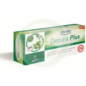 Depura Plus 14 Viales Dietisa