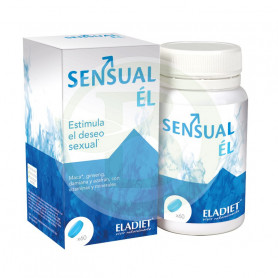 Sensual Él 60 Comprimidos Eladiet