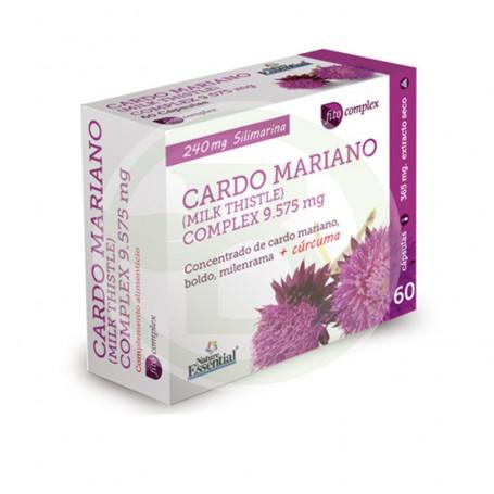 Cardo Mariano Complex 60 Cápsulas Nature Essential