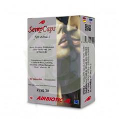Sense Caps para Adultos Airbiotic
