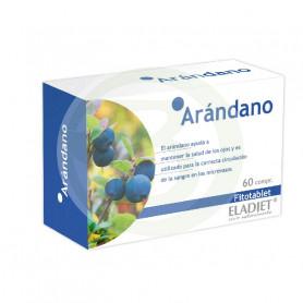 Arándano 60 Comprimidos 330Mg. Eladiet