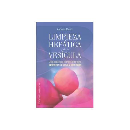 """Libro """"La Limpieza Hepática y de la Vesícula"""""""