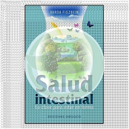 """Libro """"Salud Intestinal"""" Ediciones Obelisco"""