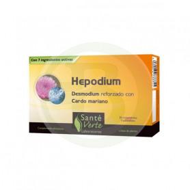 Hepodium 20 Comprimidos Santé Verte