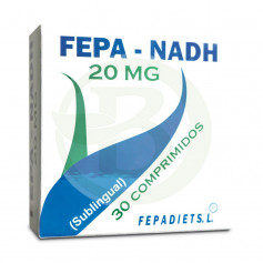Fepa-Nadh 20Mg. 30 Comprimidos Fepadiet