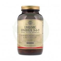 Omega 3-6-9 120 Cápsulas Solgar