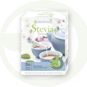 Stevia con Inulina en Sticks Stesweet