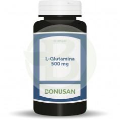 L-Glutamina 500Mg. 60 Cápsulas Bonusan