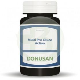 Multi Pro Gluco Activo 60 Tabletas Bonusan