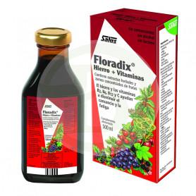 Floradix Jarabe 500Ml. Salus