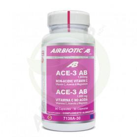 ACE-3 1.000Mg. 30 Cápsulas Airbiotic