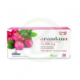 Arándano Rojo 120PAC. 30 Cápsulas Nature Essential