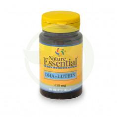 DHA + Luteína 615Mg. 50 Perlas Nature Essential