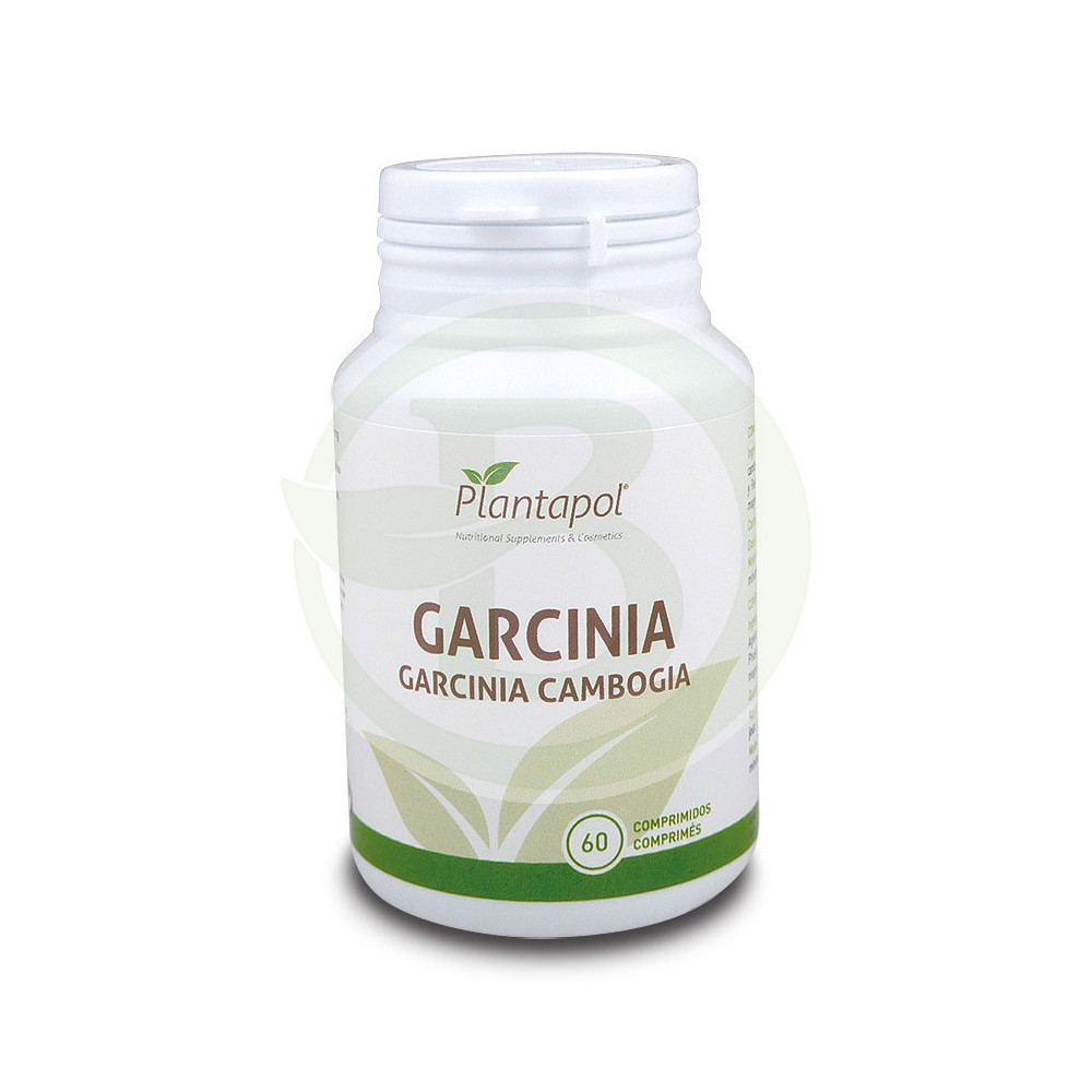 Garcinia Cambogia 60 Comprimidos Planta Pol