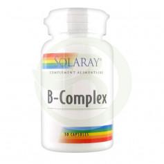 B-Complex 50 60 Cápsulas Solaray