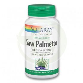 Saw Palmetto 60 Perlas Solaray