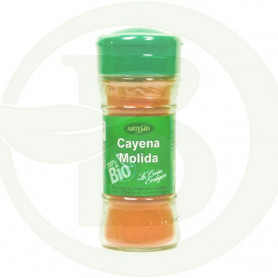 Cayena Molida BIO Artemisa