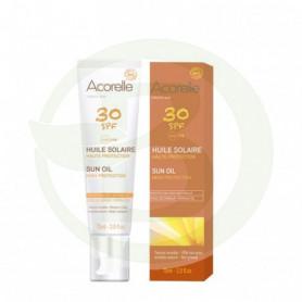 Aceite Solar Cuerpo SPF30 75Ml. Acorelle