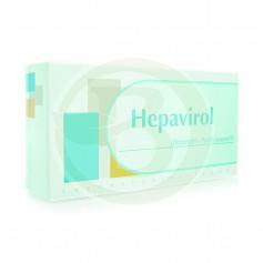 Hepavirol 60 Cápsulas Tegor