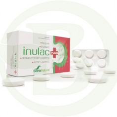 Inulac Plus Tablets Soria Natural