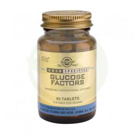 GS Glucose Factors 60 Cápsulas Solgar