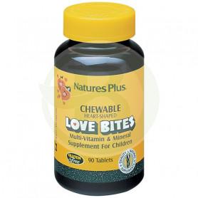 Love Bites 90 Comprimidos Natures Plus