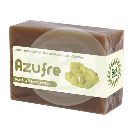 Jabón de Azufre 100Gr. Sol Natural