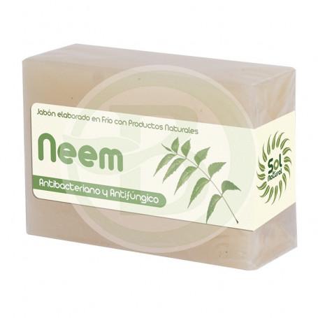 Jabón de Neem 100Gr. Sol Natural