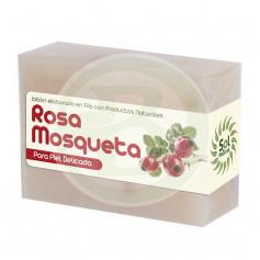 Jabón de Rosa Mosqueta 100Gr. Sol Natural