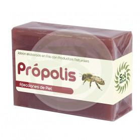 Jabón de Própolis 100Gr. Sol Natural