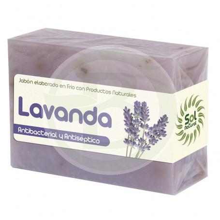 Jabón de Lavanda 100Gr. Sol Natural