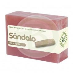 Jabón de Sándalo 100Gr. Sol Natural