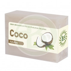 Jabón de Coco 100Gr. Sol Natural