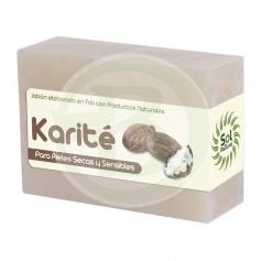 Jabón de Karité 100Gr. Sol Natural