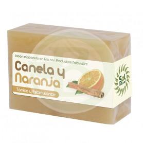 Jabón de Canela y Naranja 100Gr. Sol Natural