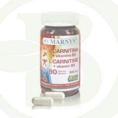 L-Carnitina Cápsulas Marnys