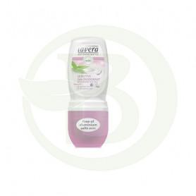 Desodorante Roll-On Sensitive 50Ml. Lavera