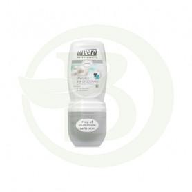 Desodorante Roll-On Invisible 50Ml. Lavera