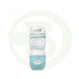 Desodorante Roll-On 24H Basis Sensitiv 50Ml. Lavera