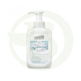 Jabón d eMAnos Líquido Basis Sensitive 300Ml. Lavera