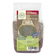 Semillas de Chía Bio 250Gr. Sol Natural