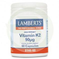 Vitamina K 60 Cápsulas Lamberts