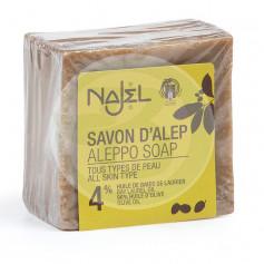 Jabón De Alepo 4% 200Gr. Najel