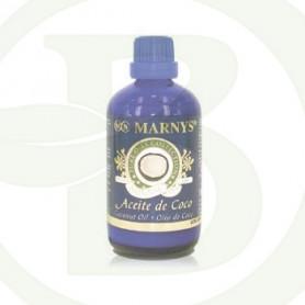 Aceite Puro de Coco 100Ml. Marnys