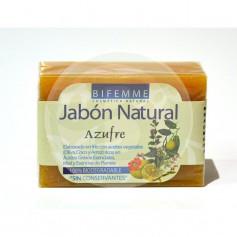 Jabón de Azufre 100Gr. Bifemme
