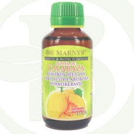 Aceite Alimentario de Pepita de Calabaza Marnys