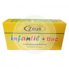 Infantil + Bac 8 monodosis Zeus
