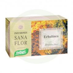 Sanaflor Erbalinea 20 Filtros Santiveri
