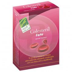 Colesteril Forte 90 Cápsulas 100% Natural